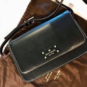 Kate Spade Wellesley Flynn Crossbody Leather Bag